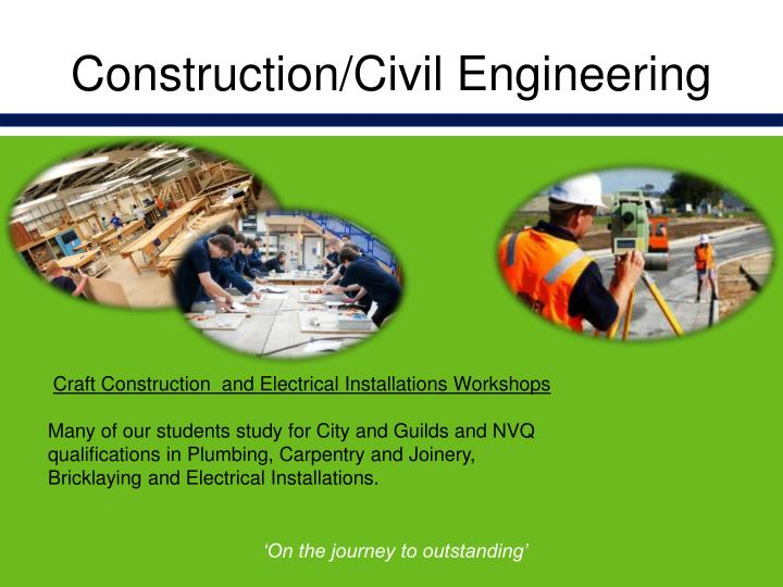 Construction/Civil Engineering
