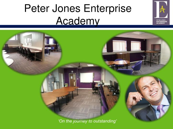 Peter Jones Enterprise Academy