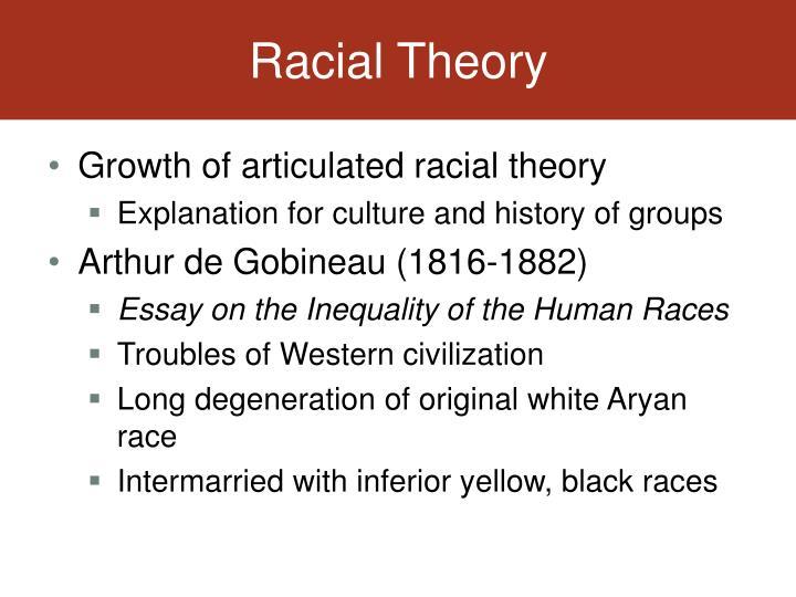 Racial Theory