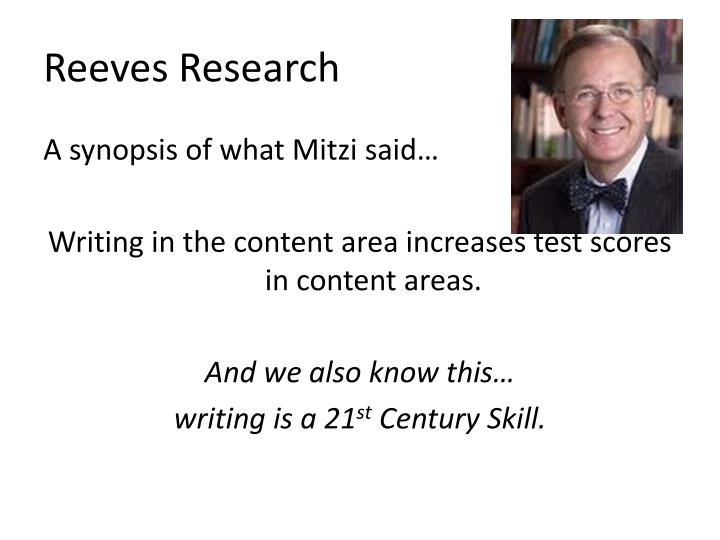 Reeves Research