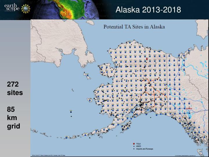 Alaska 2013-2018