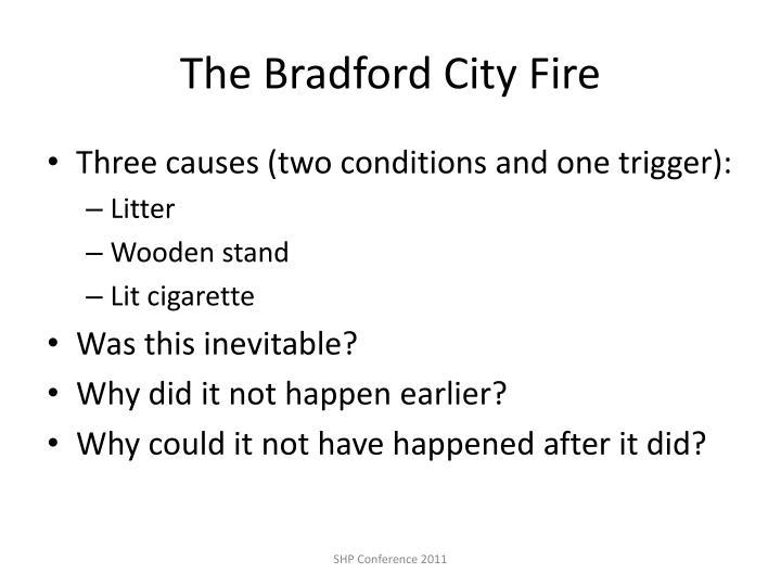 The Bradford City Fire