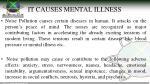 it causes mental illness