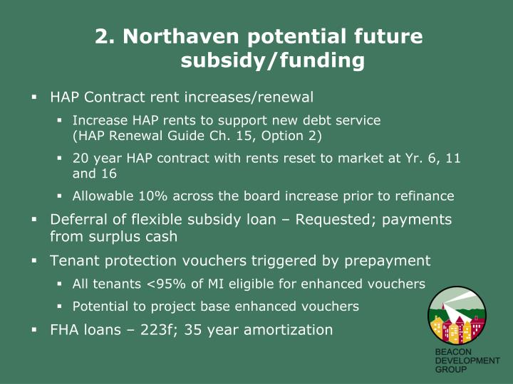 HAP Contract rent increases/renewal