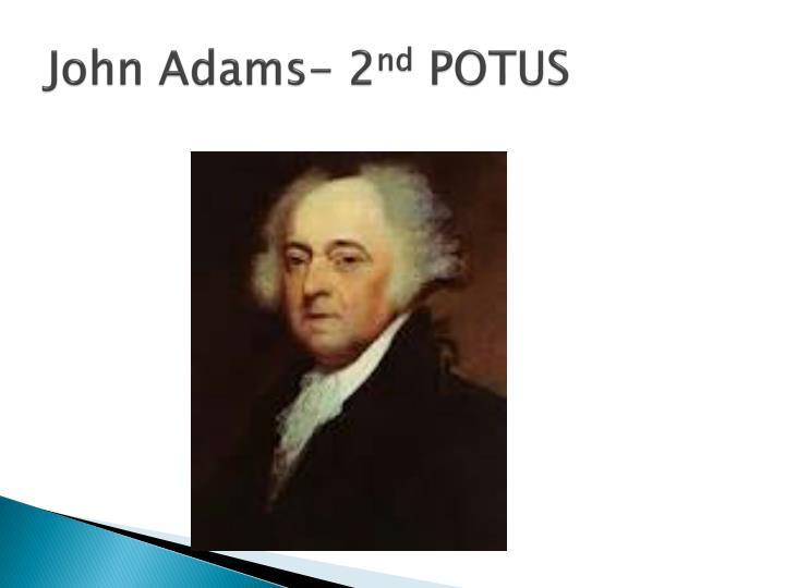 John Adams- 2