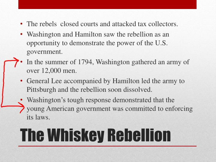 The rebels  closed courts and attacked tax collectors.