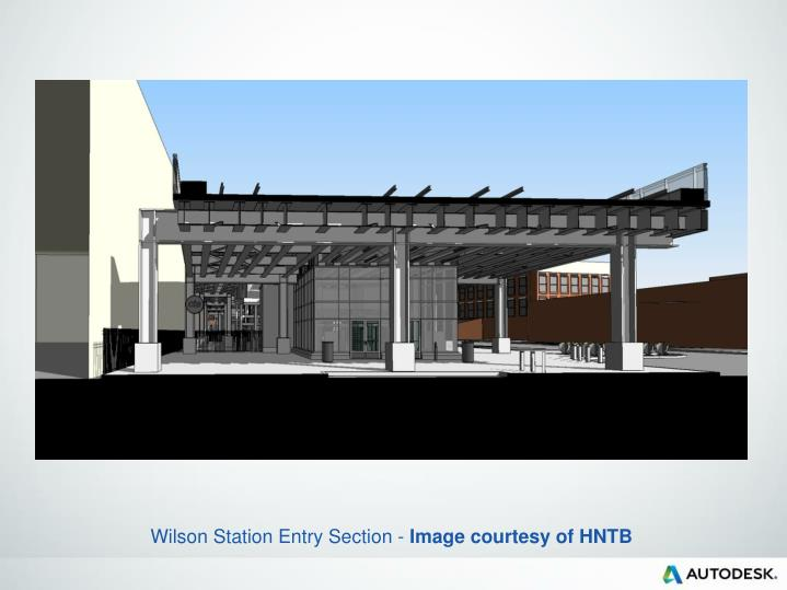 Wilson Station Entry Section -