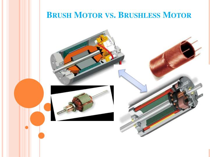 Ppt electric dc motors powerpoint presentation id 1542014 for Brushed vs brushless dc motor