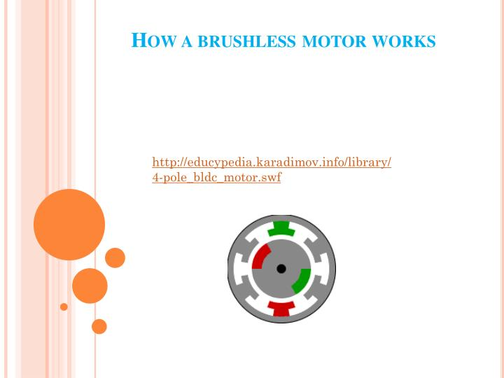 Ppt electric dc motors powerpoint presentation id 1542014 for How does a brushless motor work