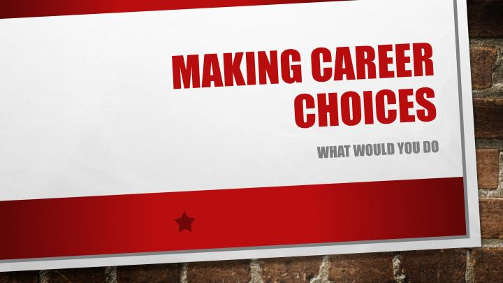 unusual career choices Find information on over 100 nursing specialties, including job characteristics, career paths, places to work, and ways to get started.