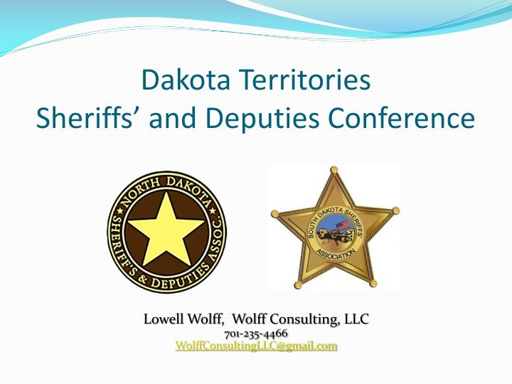 Dakota Territories
