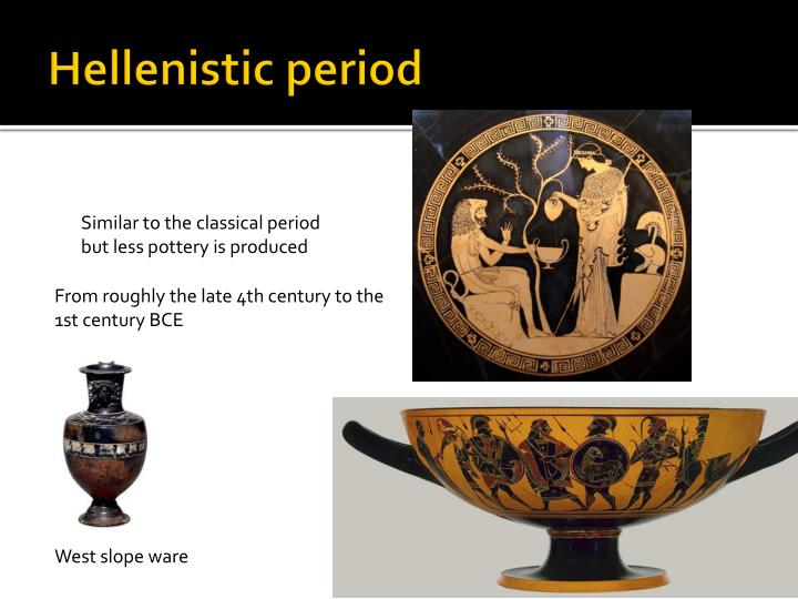 Hellenistic period