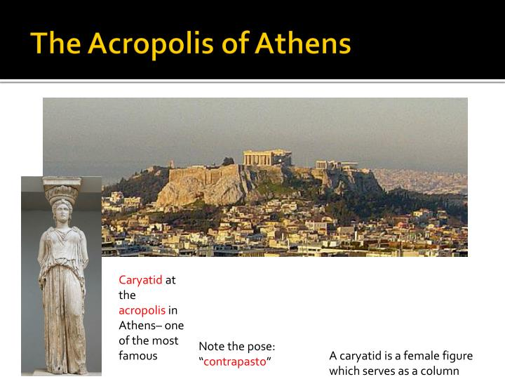 The Acropolis of Athen