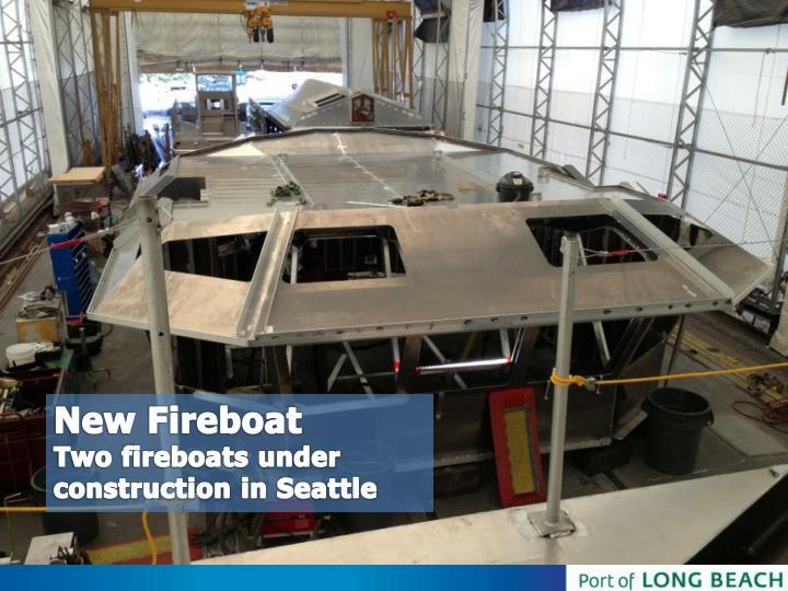 New Fireboat