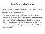 rand s novel of ideas2