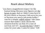 roark about mallory1