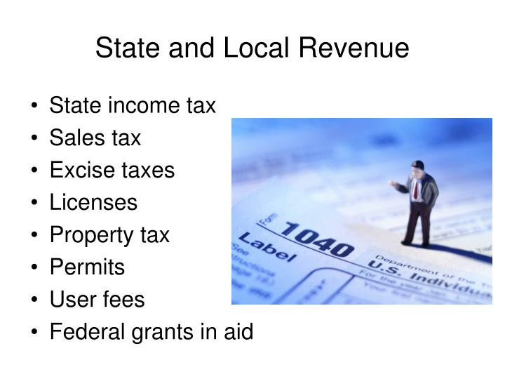 State and Local Revenue