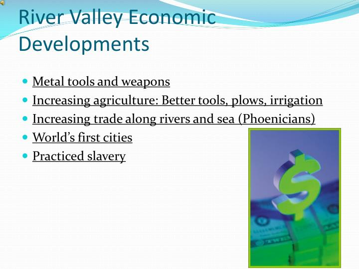 River Valley Economic Developments