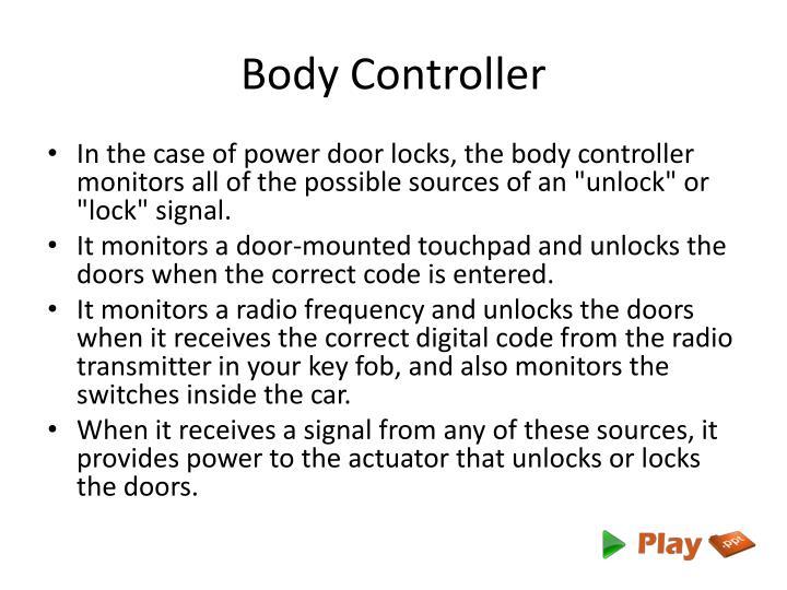 Body Controller