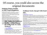 o f course you could also access the original documents