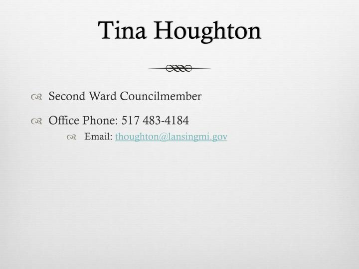 Tina Houghton