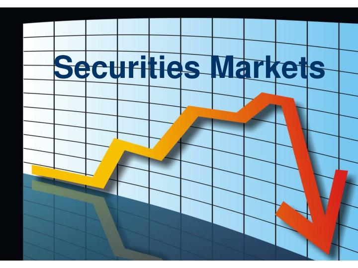 Securities Markets