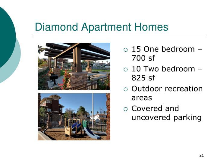 Diamond Apartment Homes