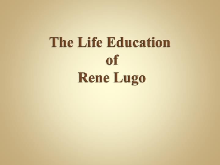 The Life Education