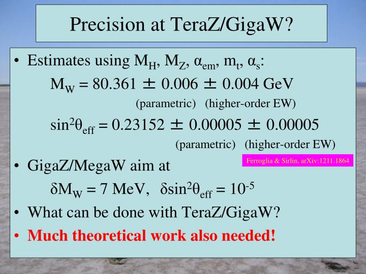 Precision at