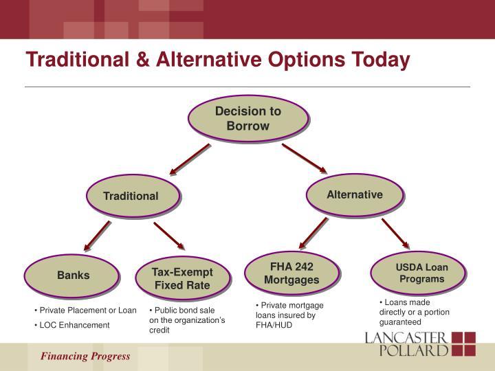 Decision to Borrow
