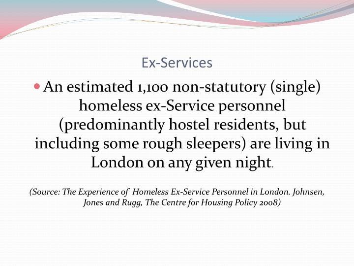 Ex-Services