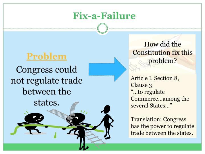 Fix-a-Failure