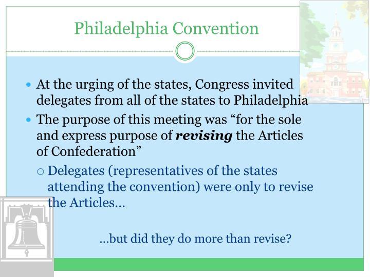 Philadelphia Convention