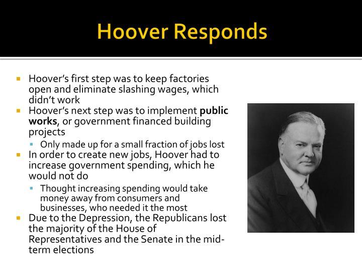 Hoover Responds