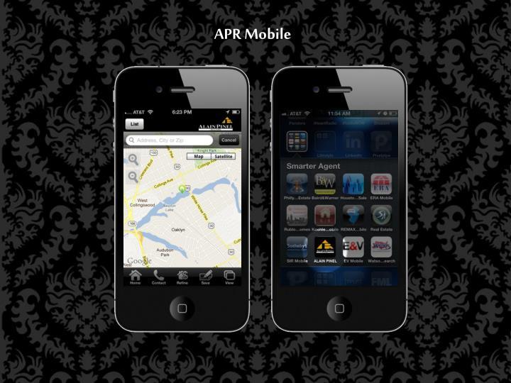 APR Mobile