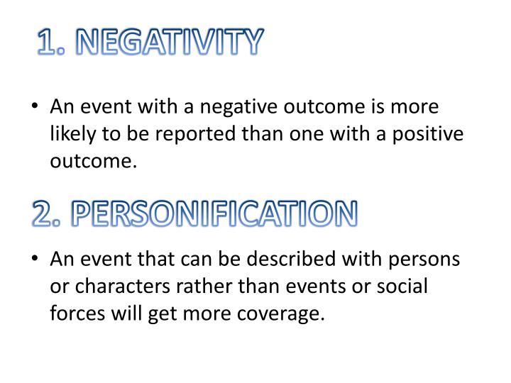 1. NEGATIVITY