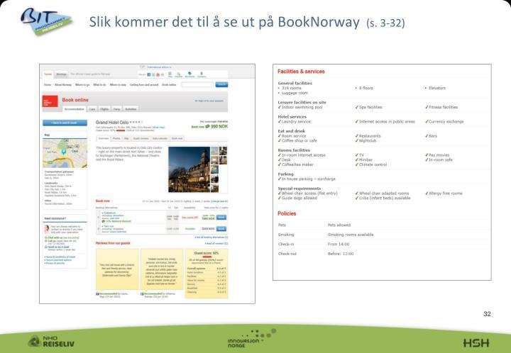 Slik kommer det til å se ut på BookNorway
