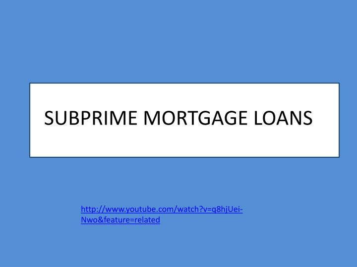 Ppt  Subprime Mortgage Loans Powerpoint Presentation  Id. International Business University. Least Expensive Credit Card Processing. Office Rentals Los Angeles Fentanyl Patch Mg. Online Insurance Brokers Ngs Health Insurance. Bronto Email Marketing Small Magellanic Cloud. Security Service Credit Union. Professionals Auto Body Titan Insurance Quotes. How To Build A Trade Show Booth