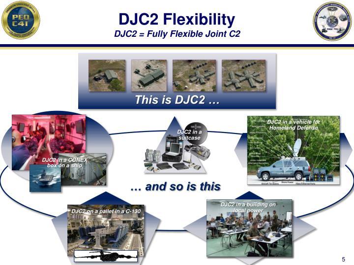DJC2 Flexibility