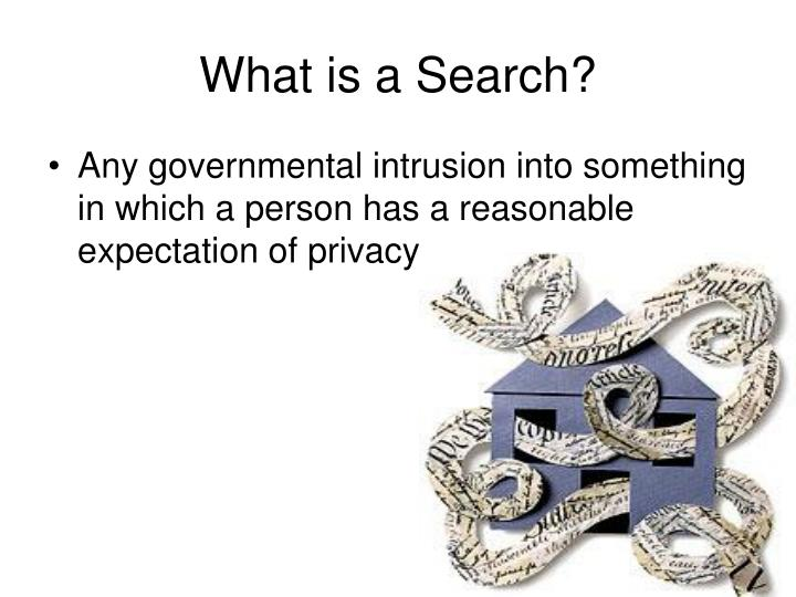 What is a Search?