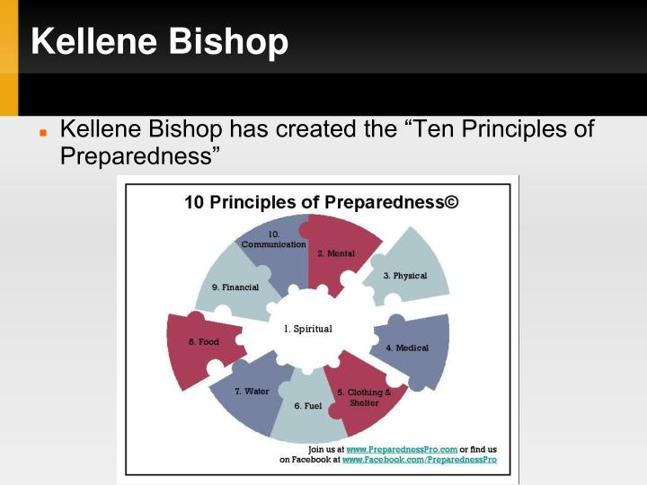 Kellene Bishop
