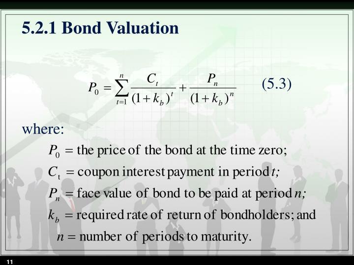 5.2.1 Bond
