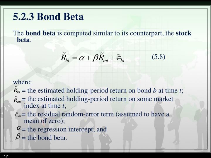 5.2.3 Bond