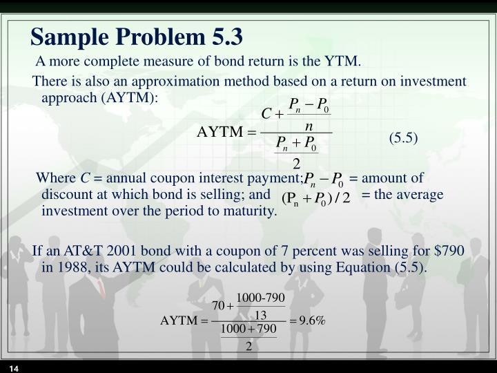 Sample Problem 5.3