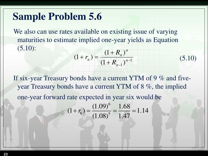 Sample Problem 5.6