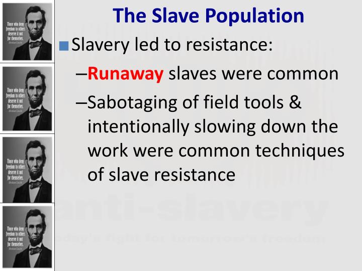 What impact did the slave trade have on africa