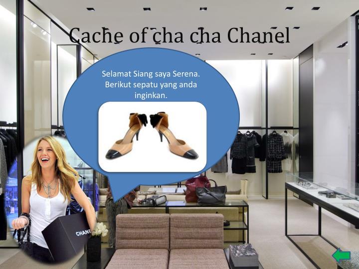 Cache of cha