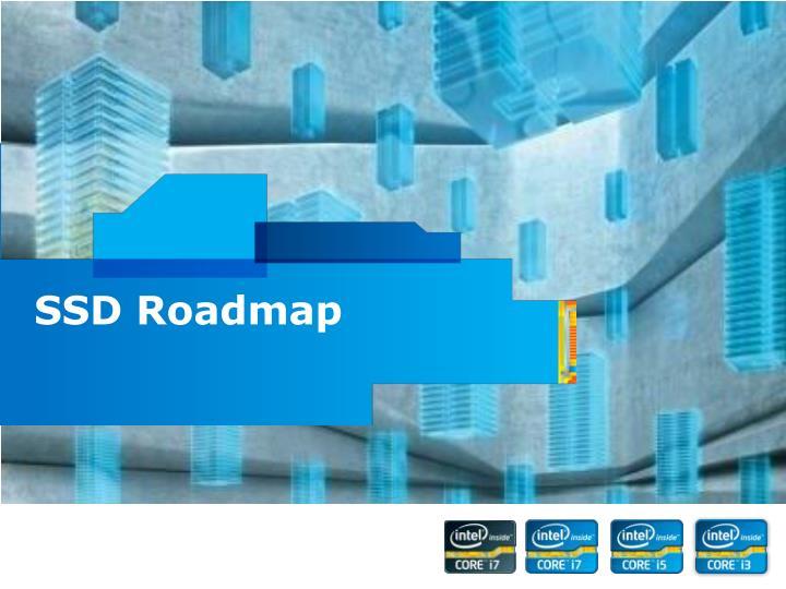 SSD Roadmap