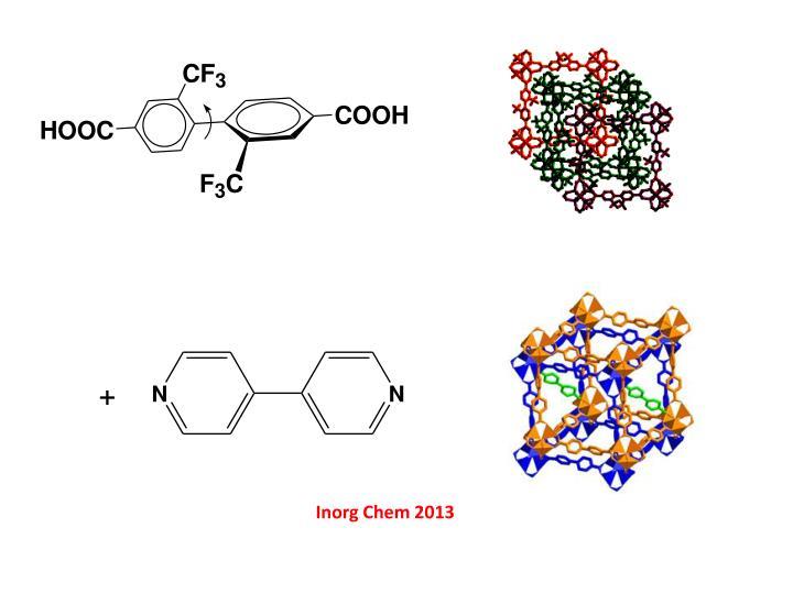 Inorg Chem 2013