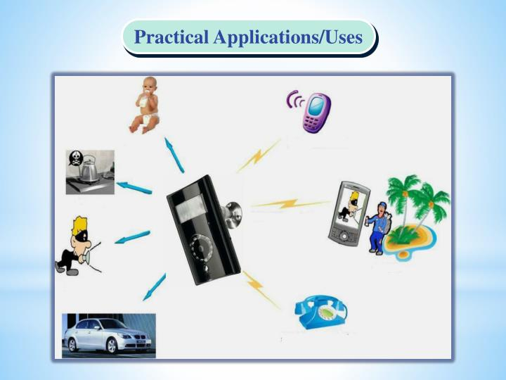 Practical Applications/Uses